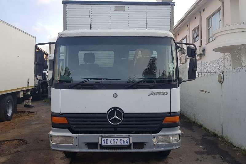 Mercedes Benz Van body ATEGO 1017 Truck