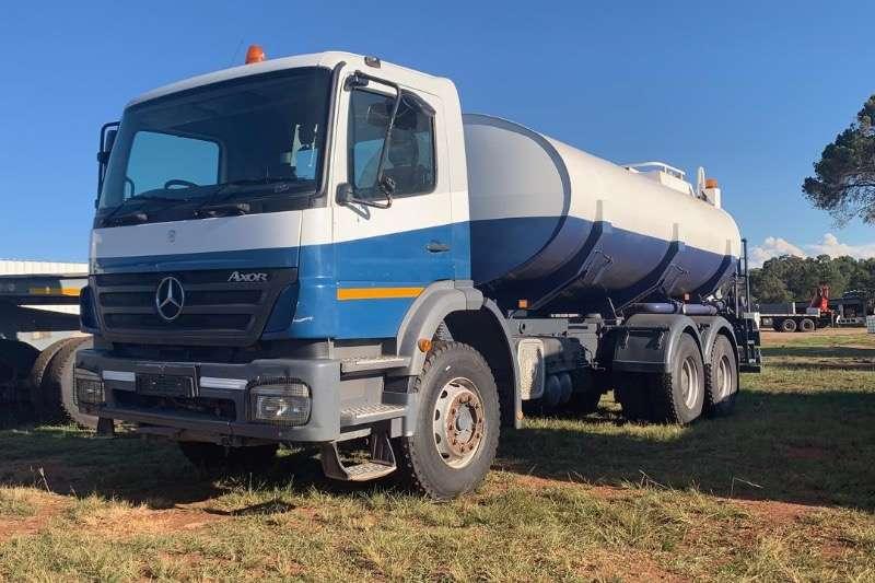 Mercedes Benz Water tanker 2628 WATER TANKER Truck
