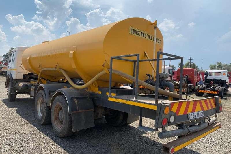 Mercedes Benz Water tanker 2637 LWB Truck