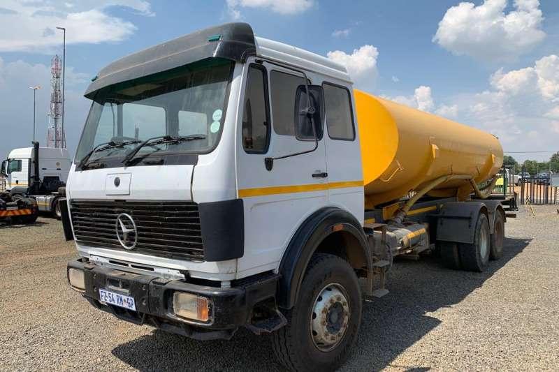Mercedes Benz Water tanker 2637 LWB water tanker Truck