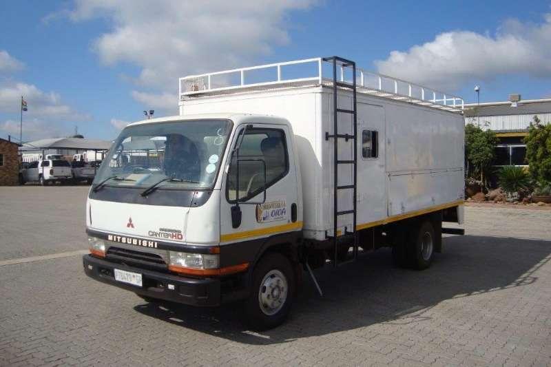 Mitsubishi Truck Closed Body CANTER CLOSED BODY 4 TON 2003