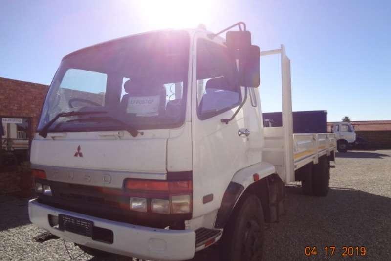 Mitsubishi Dropside Fuso 16 253 ds Truck