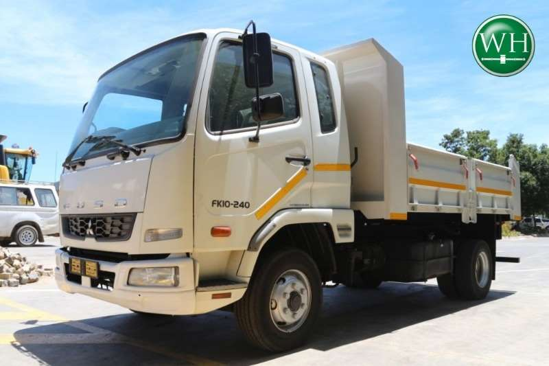 Mitsubishi Truck Tipper Fuso FK10-240 2011
