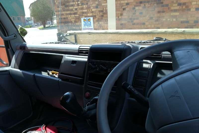 Mitsubishi Volume body FUSO FE7 137 good cond, TAilif, RWC Truck