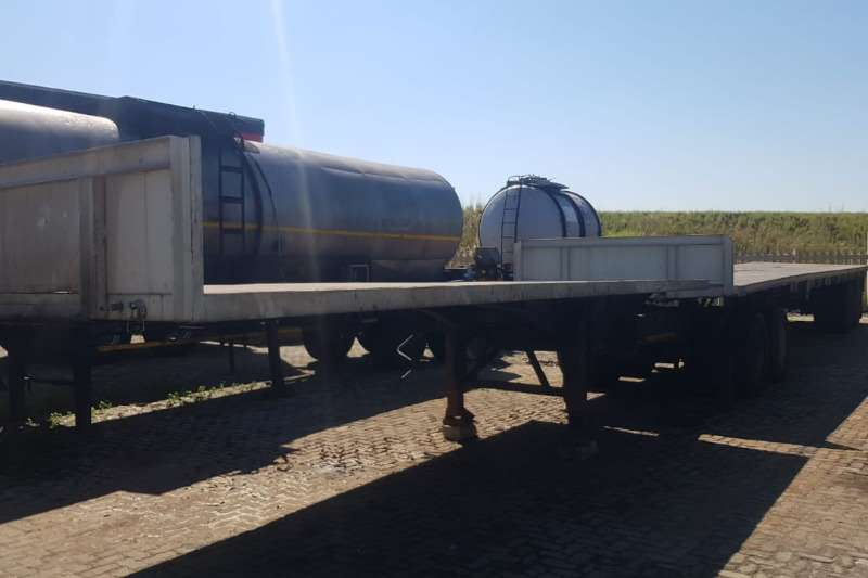Motor Trail Flat deck Superlink Flatdeck Trailers
