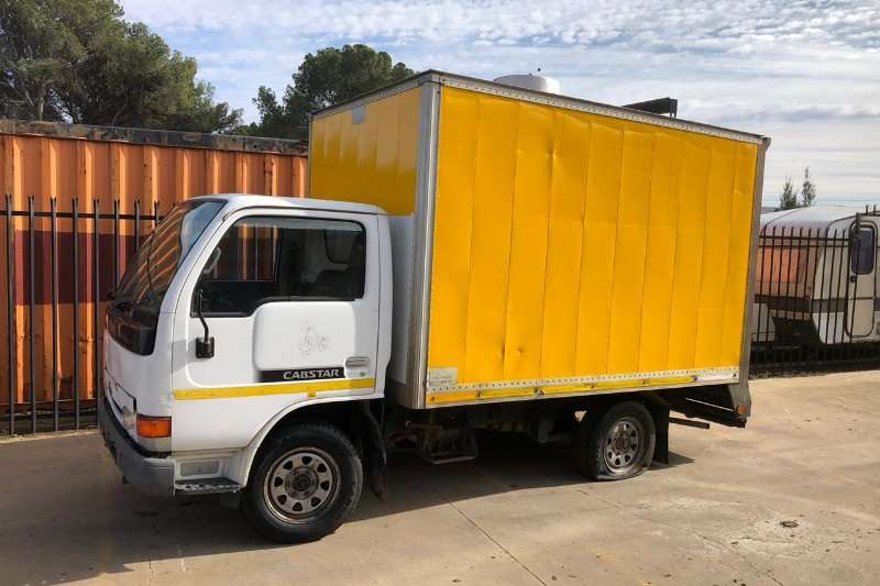 Nissan 2005 Nissan UD20 Cabstar Stripping for Spares