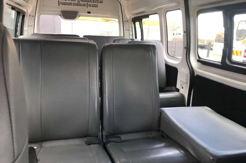 Nissan NISSAN NV350 16 SEATER IMPENDULU 2.5 Buses