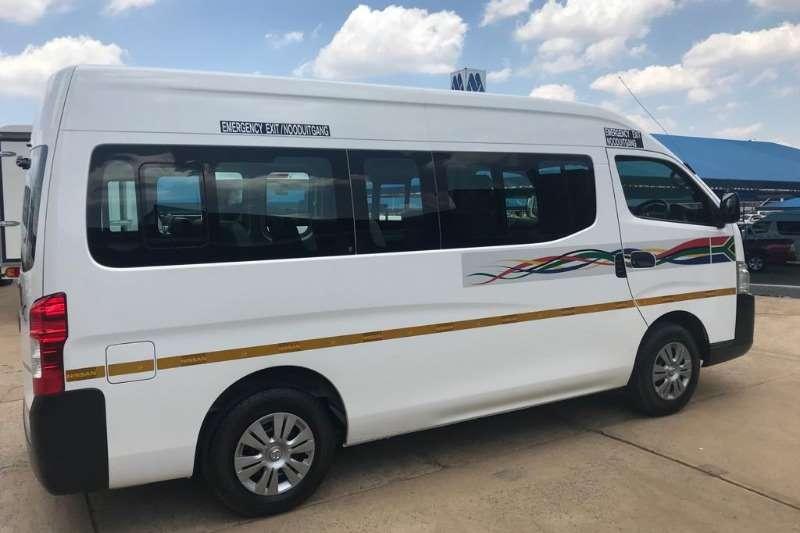 Nissan NISSAN NV350 16 SEATER IMPENDULU 2.5 Buses