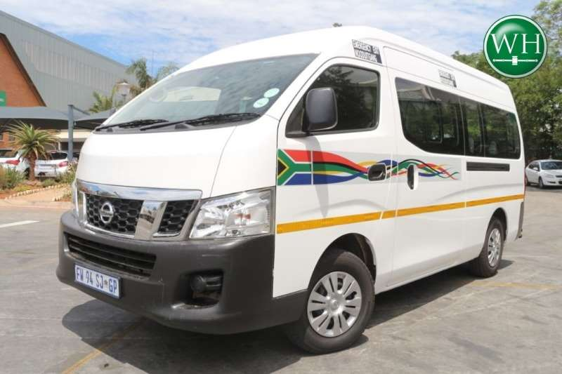 Nissan Buses NV350 14-Seater Bus 2017