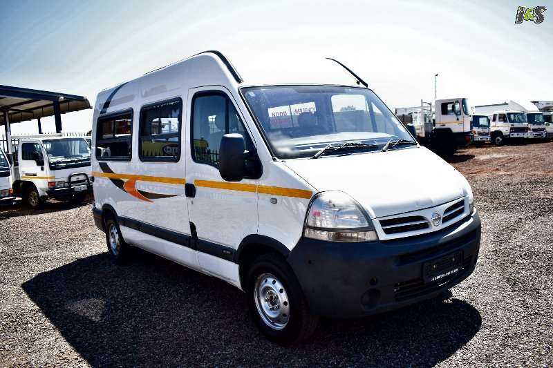 Nissan Interstar DCI 120