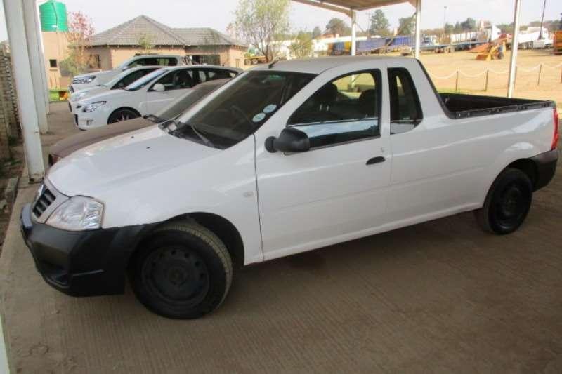 Nissan LDVs & Panel Vans NISSAN NP200 1.6L 2012
