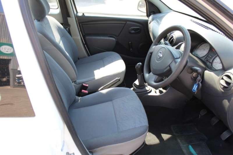 Nissan NP20 1.5 DCi A/C LDVs & panel vans