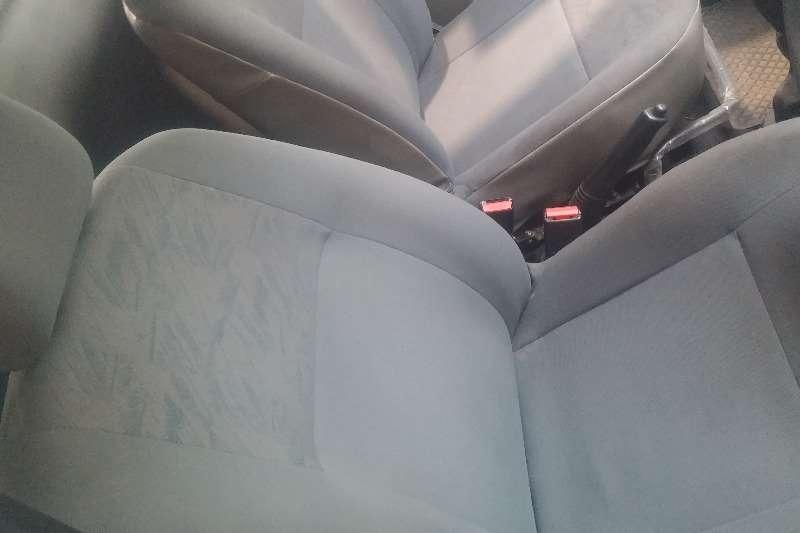 Nissan NP200 1.5 DCI SP LDVs & panel vans