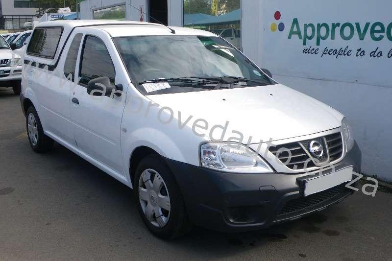 Nissan LDVs & Panel Vans NP200 1.6 single cab bakkie 2013