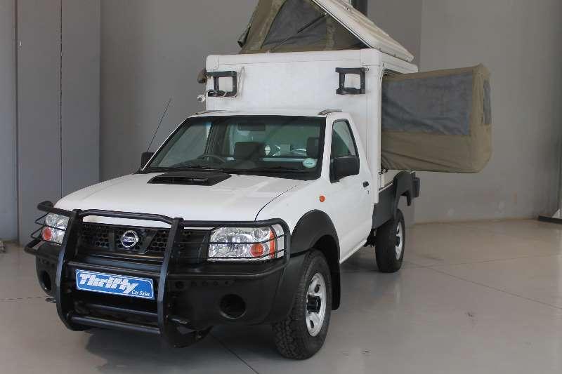 Nissan Np300 Hardbody2.5 D 4x4 Trax S/C Motor Home LDVs & panel vans