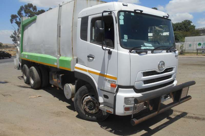 Nissan Nissan Quon CW26.370 Compactor