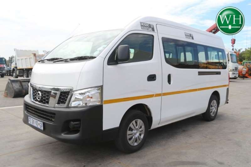 Nissan NV350 14-Seater Bus