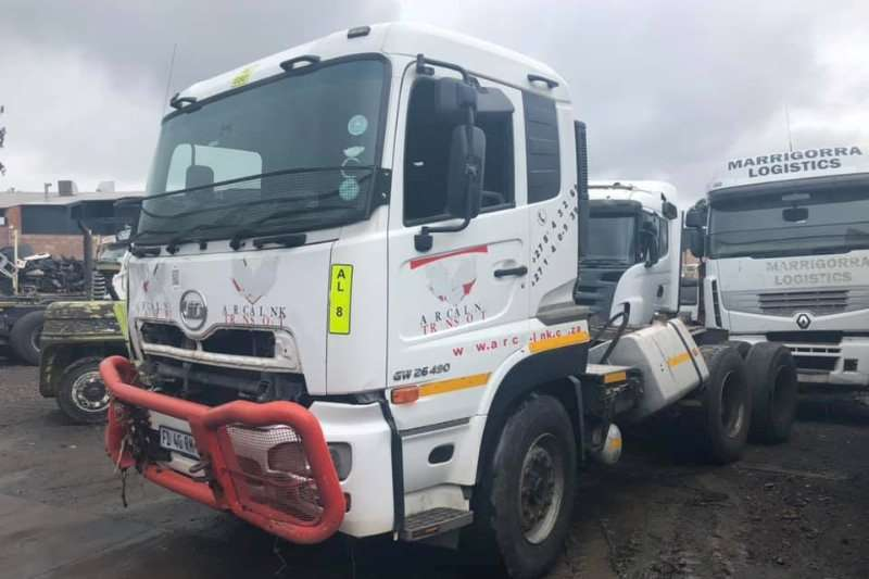 Nissan Chassis cab UD GW 26 490 Truck