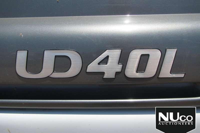 日产冷藏车日产UD40L冷藏车