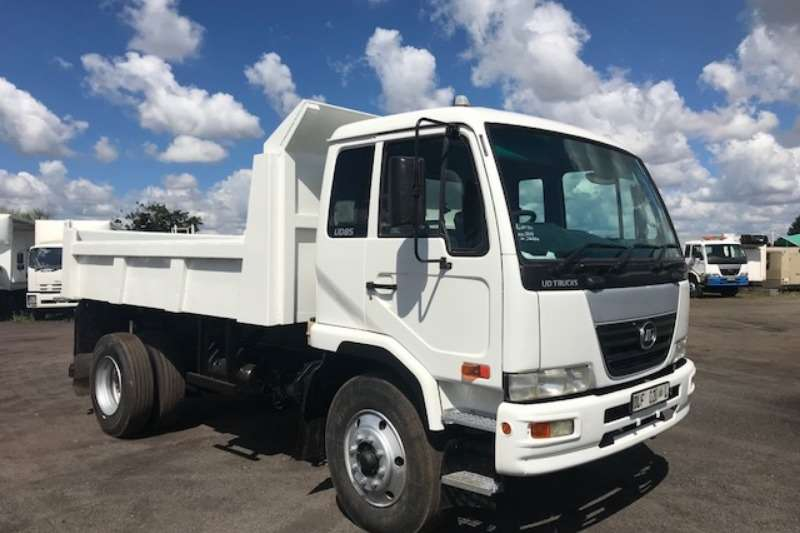 Nissan Tipper NISSAN UD 85 TIPPER Truck