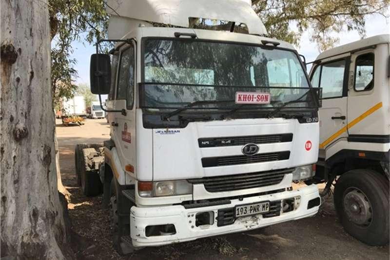 Nissan Truck-Tractor