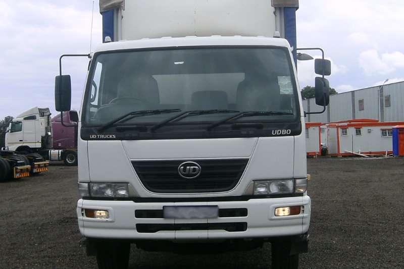 Nissan NISSAN UD80 TAUTLINER TRUCK Truck-Tractor