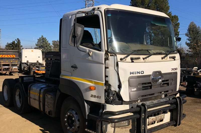 Other 2012 Hino 700 Stripping for Spares