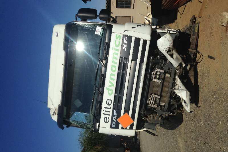 Other 2017 DAF XF 105-460 Stripping for spares