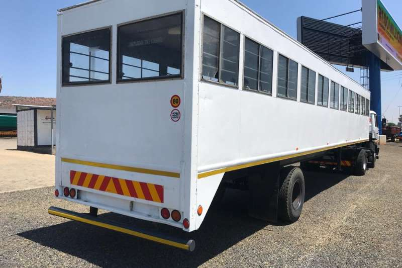 Other 88 Seater Personnel Carrier Virgin Tyres