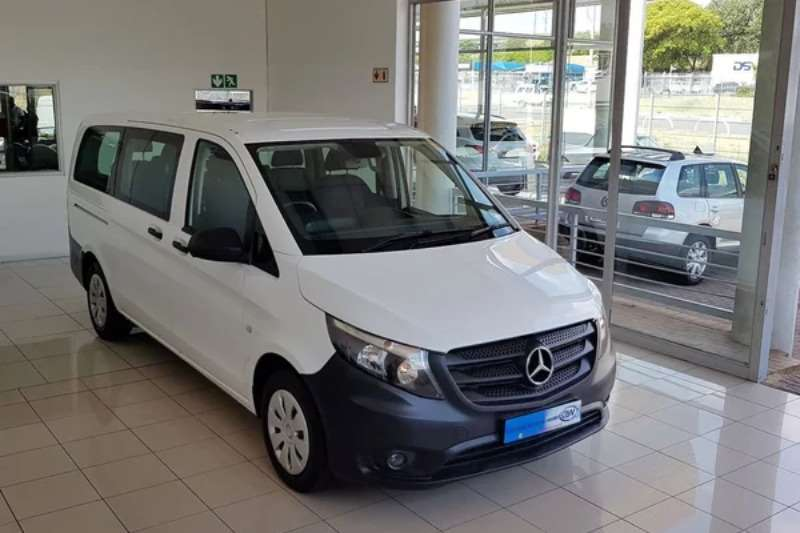 Other 2017 MERCEDES BENZ VITO 111 TOURER PRO LOW Buses