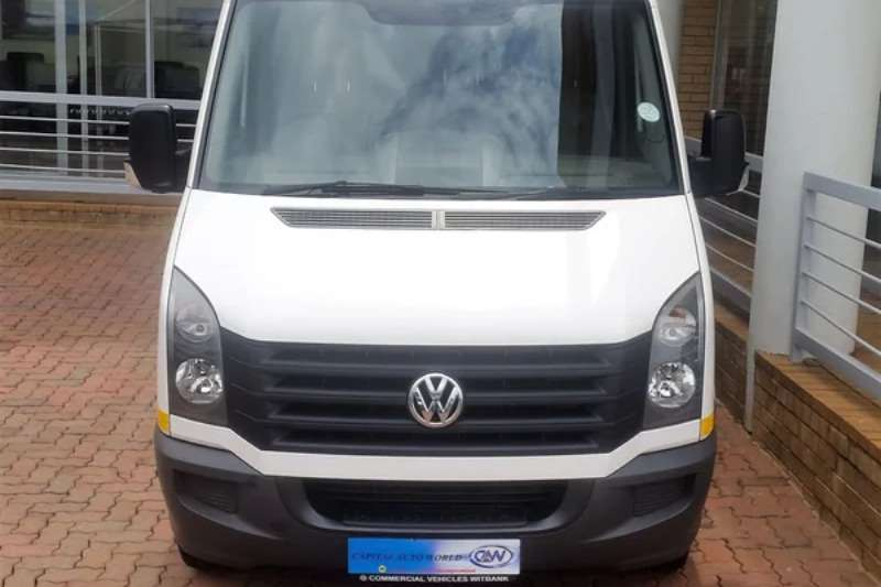 Other Buses 22 Seater 2018 VW CRAFTER 50 TDI 2.0 HR (80 KW) F/C P/V 2018