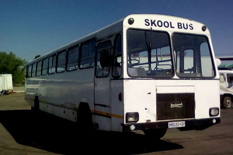 Other Buses LEYLAND 67 SEATER 5 STANDING 798150KM 1996
