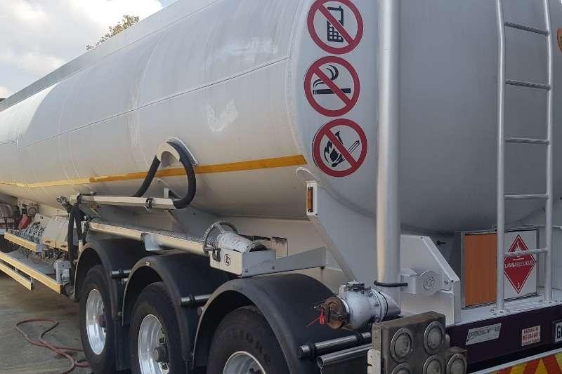 Other Tank Clinic Diesel tanker