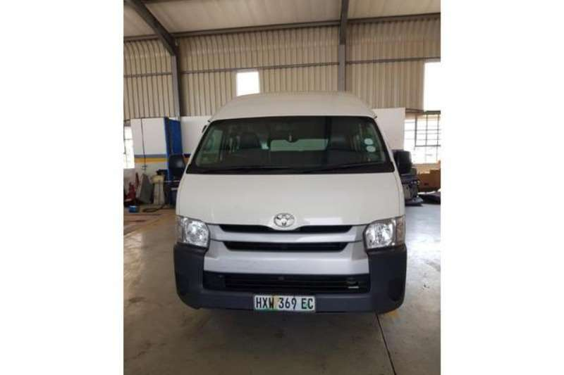 Other LDVs & Panel Vans Quantum Sesfikele 2017