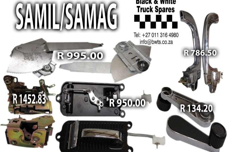 Other Samil/Samag door parts
