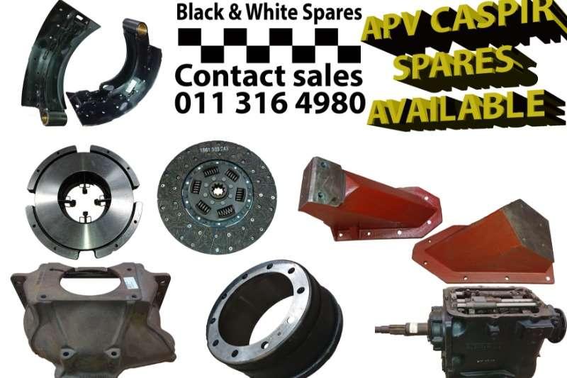 Other Spares APV Caspir spares available