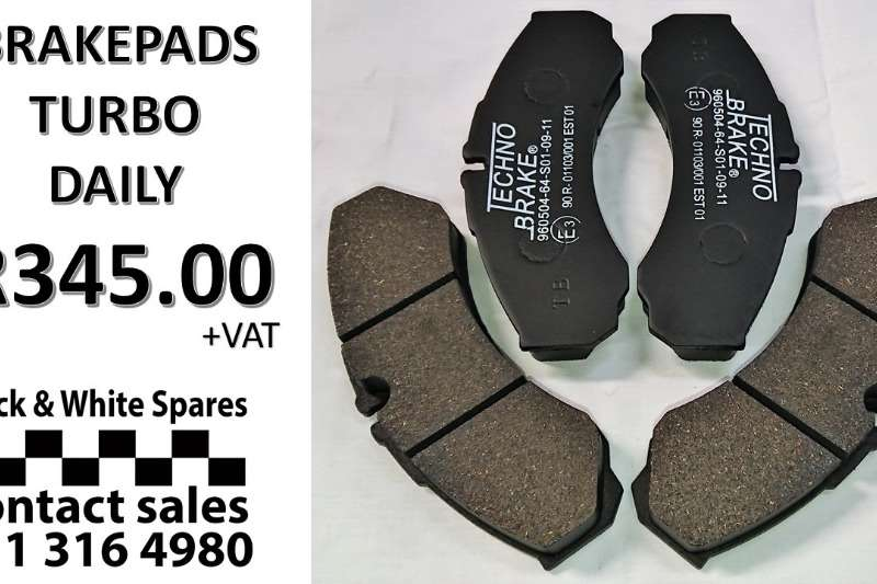 Other BRAKEPADS Spares