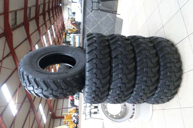 Other Duratough /Steel Radial 33/80R20 12.50 Tyres Spares