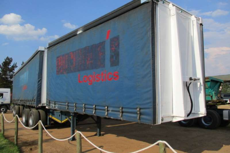Other TOP TRAILERS INTERLINK CURTAIN SIDE TRAILERS
