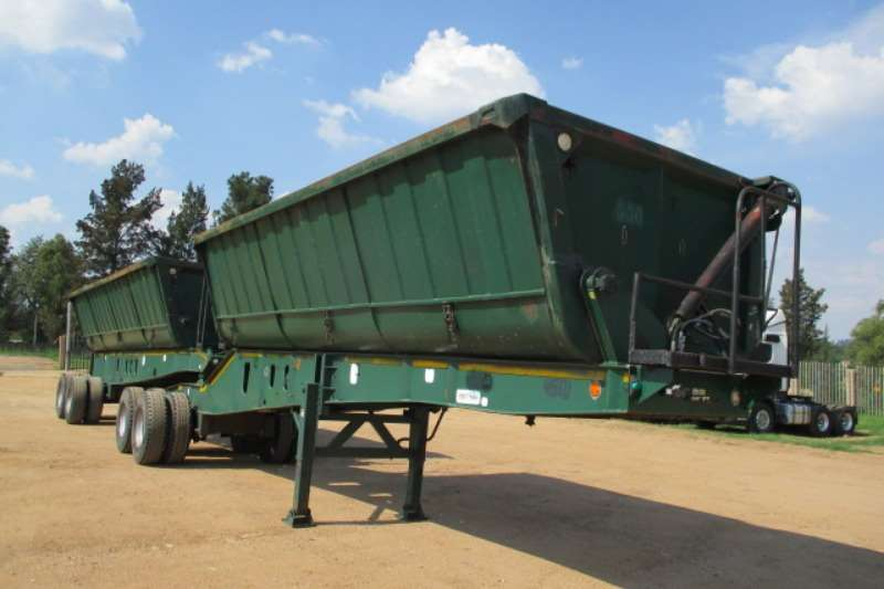Other TOP TRAILERS INTERLINK SIDE TIPPER TRAILER