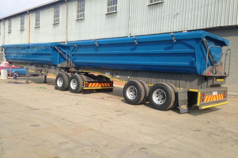 Other Trailers 2008 SA Truck Bodies Side Tipper 2008