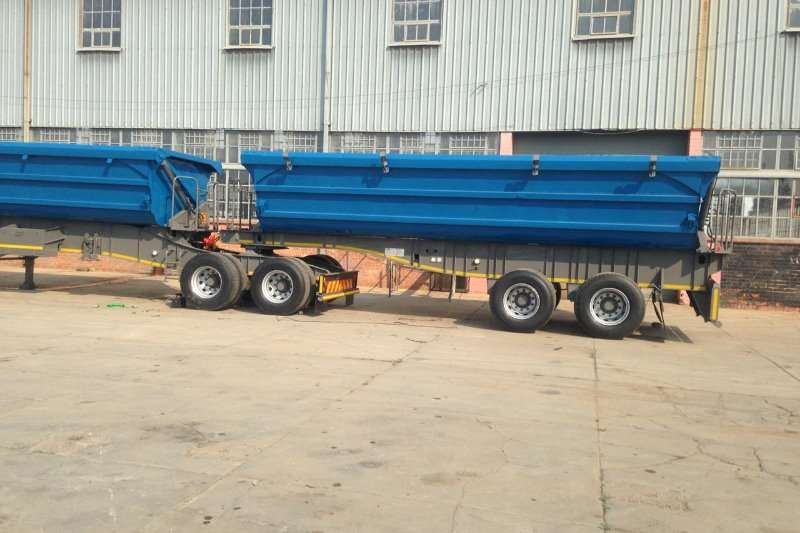 Other 2008 SA Truck Bodies Side Tipper Trailers
