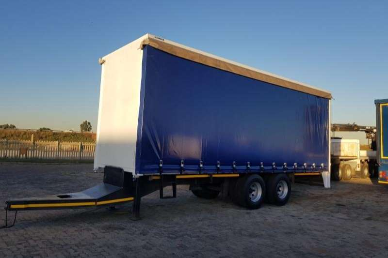 Other Trailers Drawbar KNIGHT BODIES TAUTLINER 2015
