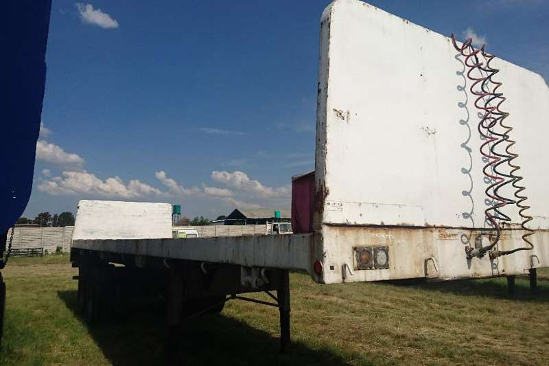 Other Flat deck Ferria (10m) Trailers