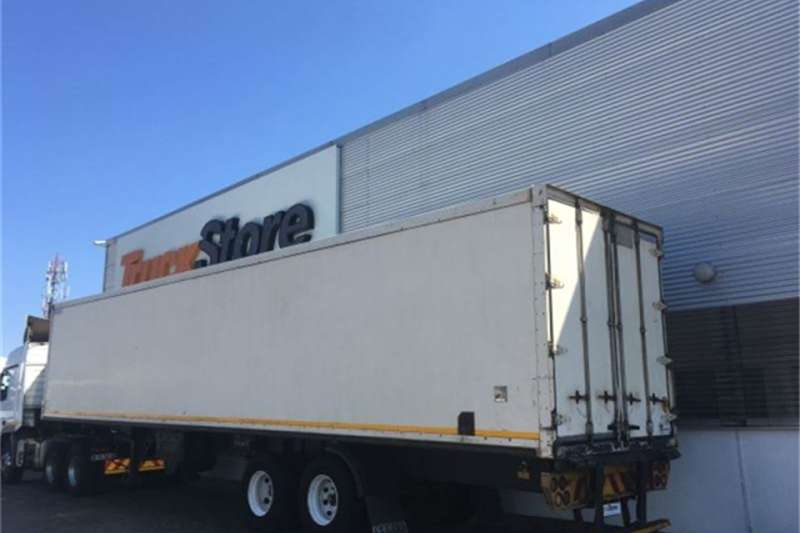 Other SERCO TANDEM 13.6 Trailers