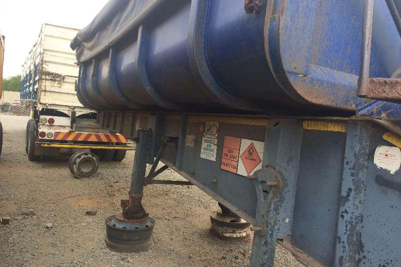 Other Top Trailer Front Side Tipper Trailer Trailers