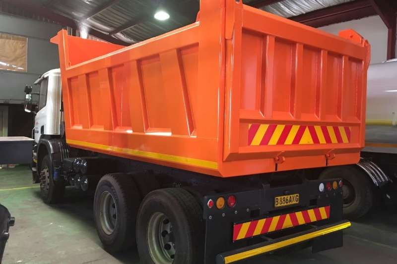 Other Tipper Manufacturers of quality Tippers Truck