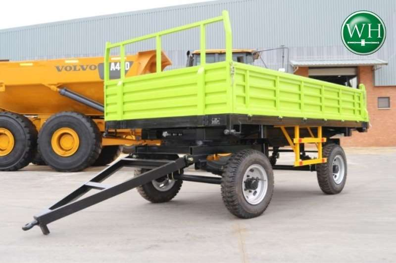 Other Zoomion 5Ton Draw Bar Trailer