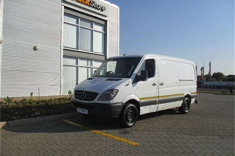 Others Mercedes Benz Sprinter 315CDI Panel Van Mercedes Benz 2012