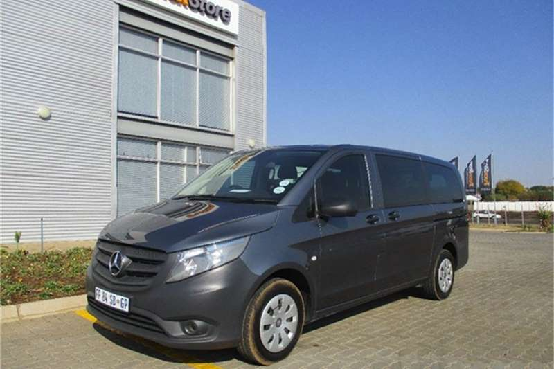 Others Mercedes Benz Vito 114CDI Tourer PRO Mercedes Benz 2016